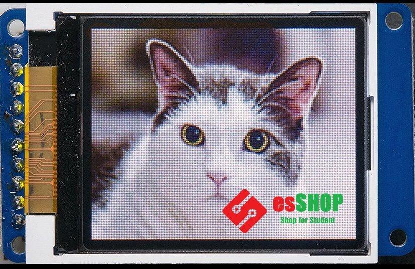 Z3350B103 - Màn Hình LCD TFT 1.8 SPI