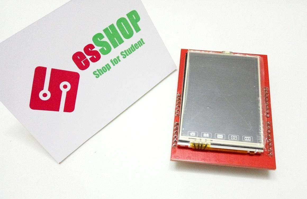 B0507 - Màn Hình Cảm Ứng Arduino TFT Shield 2.4 Inch