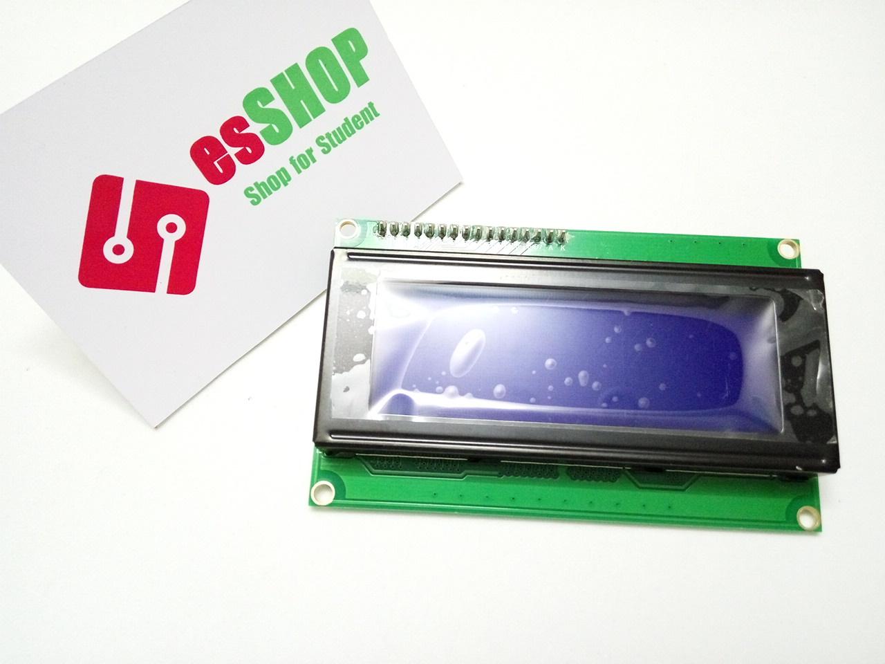 Z3350B106 - Màn hình LCD 2004 + Chuyên Đổi IIC