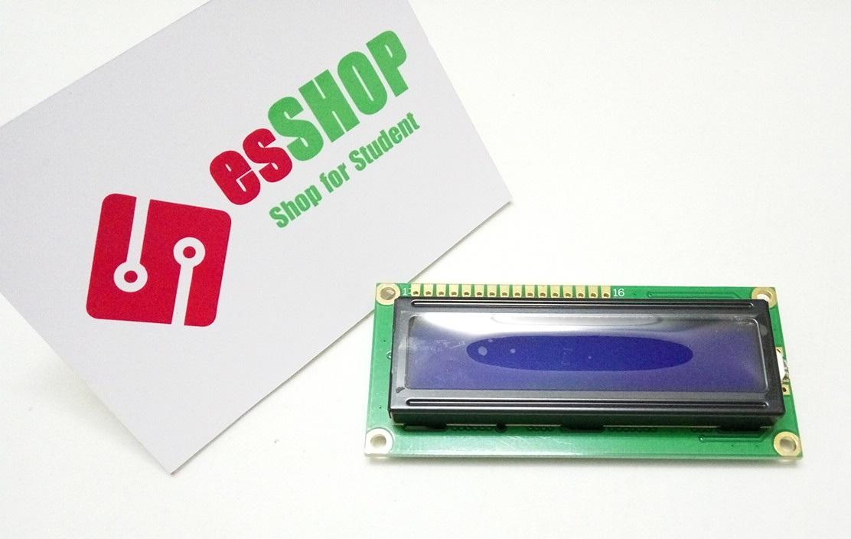 B0447 - LCD Text LCD1602 Xanh Dương