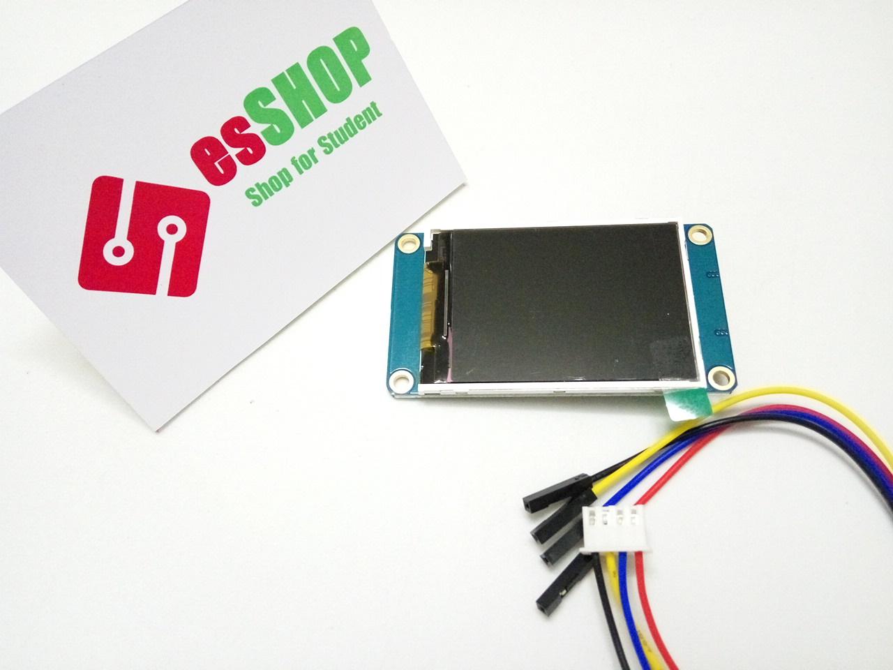 Z3350B113 - Màn Hình HMI UART Nextion (TJC) 2.2 Inch