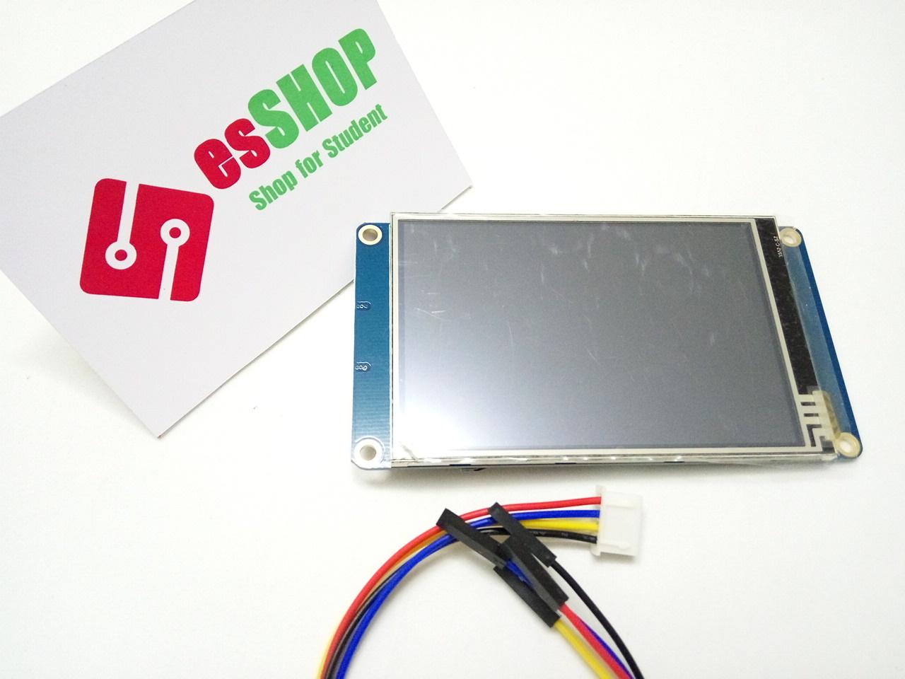 Z3350B115 - Màn Hình HMI UART Cảm Ứng Nextion (TJC) 3.5 Inch