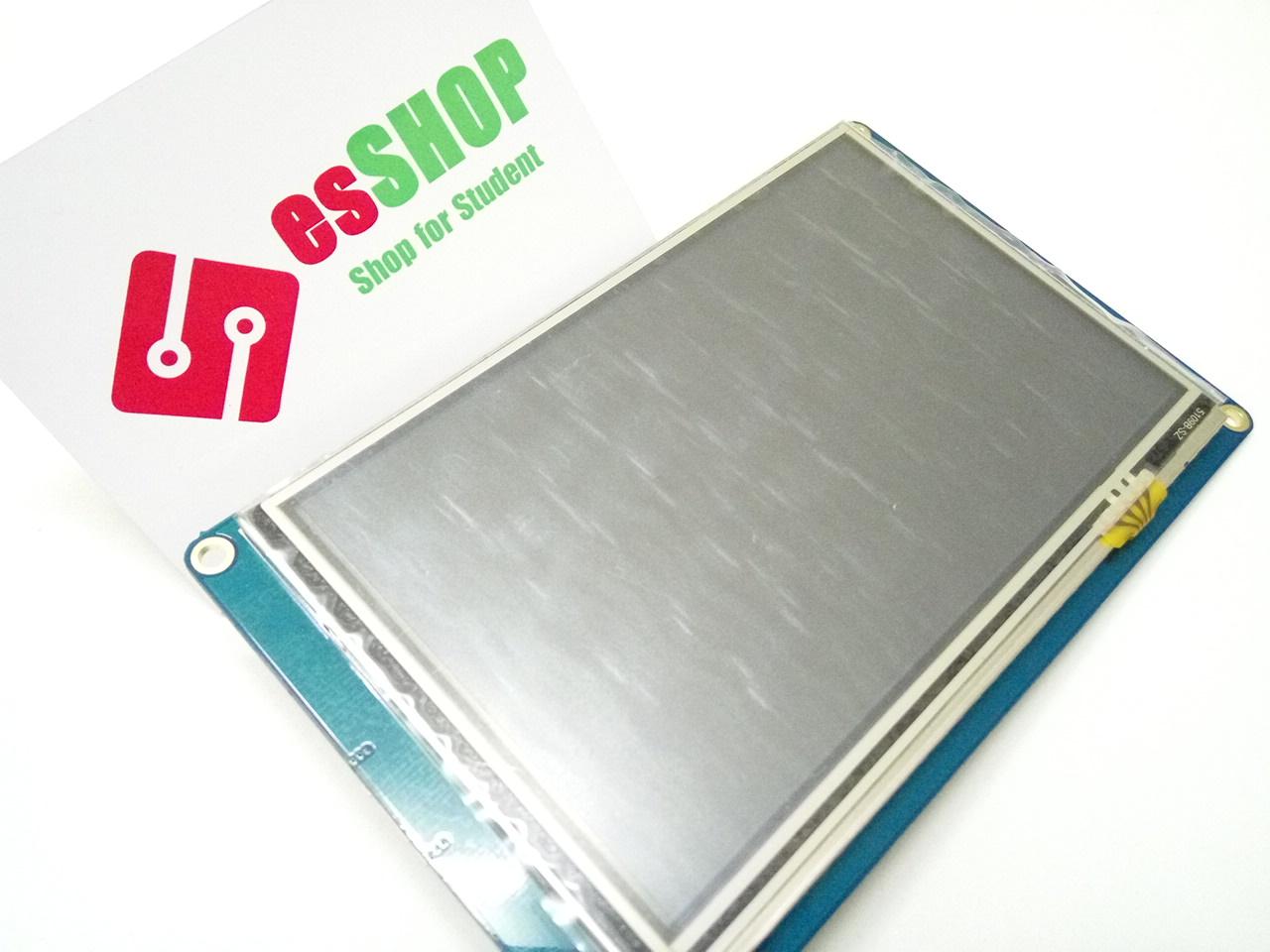 Z3350B116 - Màn Hình HMI UART Cảm Ứng Nextion (TJC) 5 Inch