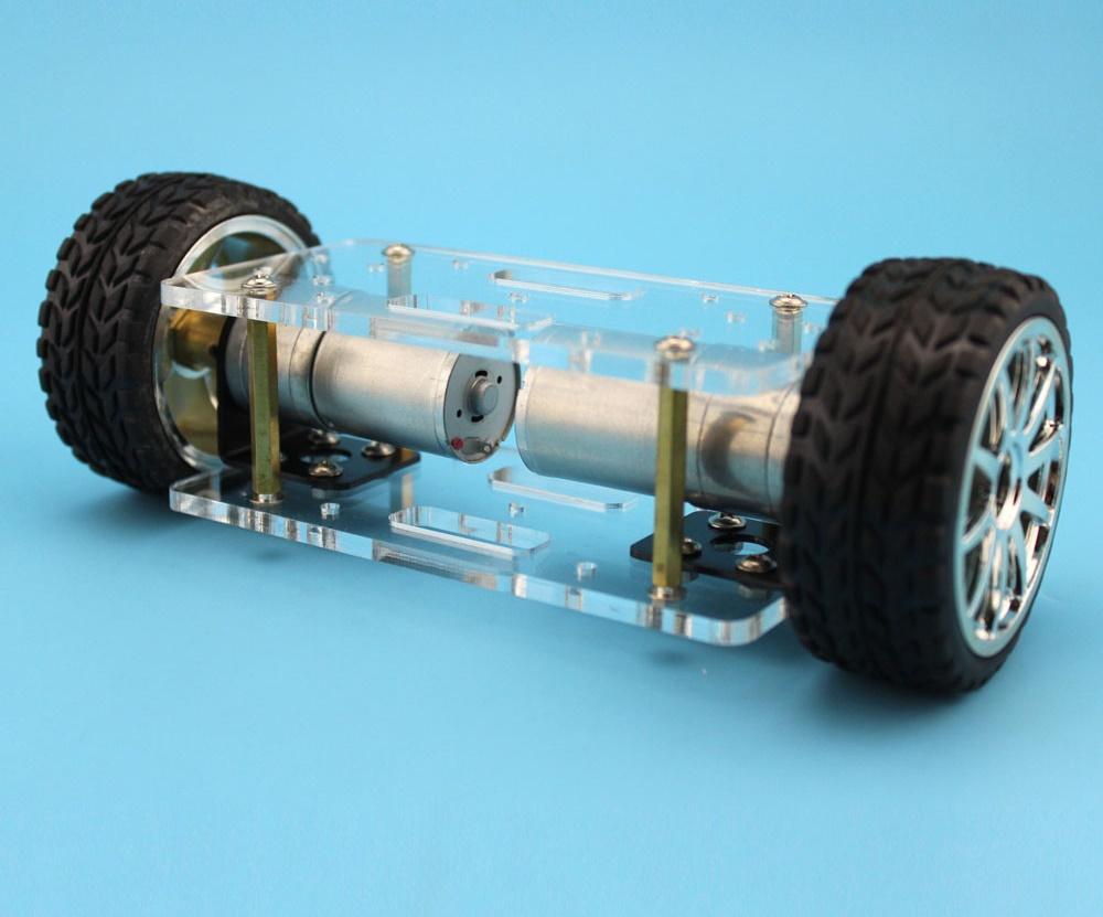 Z3350B317 - Khung Xe 2 Bánh Tự Cân Bằng GA25