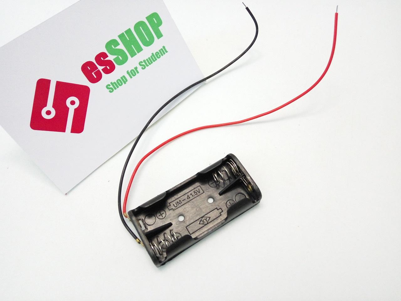 B0506 - Khay 2 Pin AA
