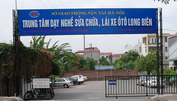 Nên học lái xe ở đâu Hà Nội - Hãy đến với trung tâm Long Biên