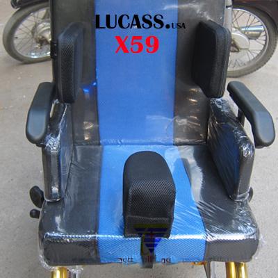 Xe lăn cho trẻ em bại não Lucass X59