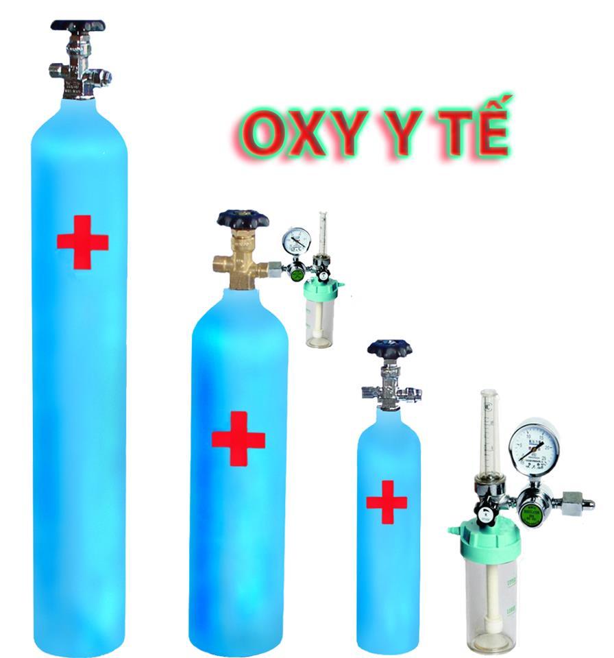 bình oxy cá nhân