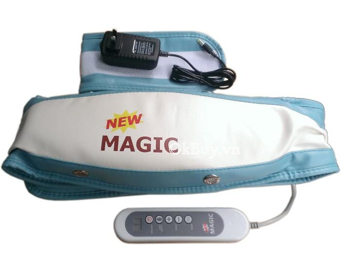 Đai massage bụng Magic XD-501