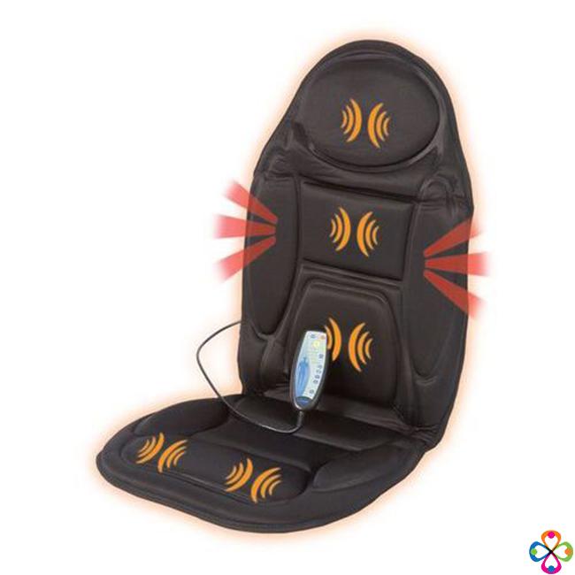 Đệm massage Lanaform Back Massager LA110304