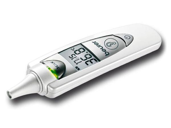 Nhiệt kế điện tử đo tai hồng ngoại BEURER FT55