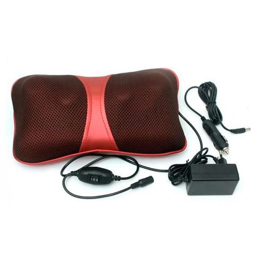 Gối massage hồng ngoại Magic Energy Pillow Puli NPL-818 (PL818)