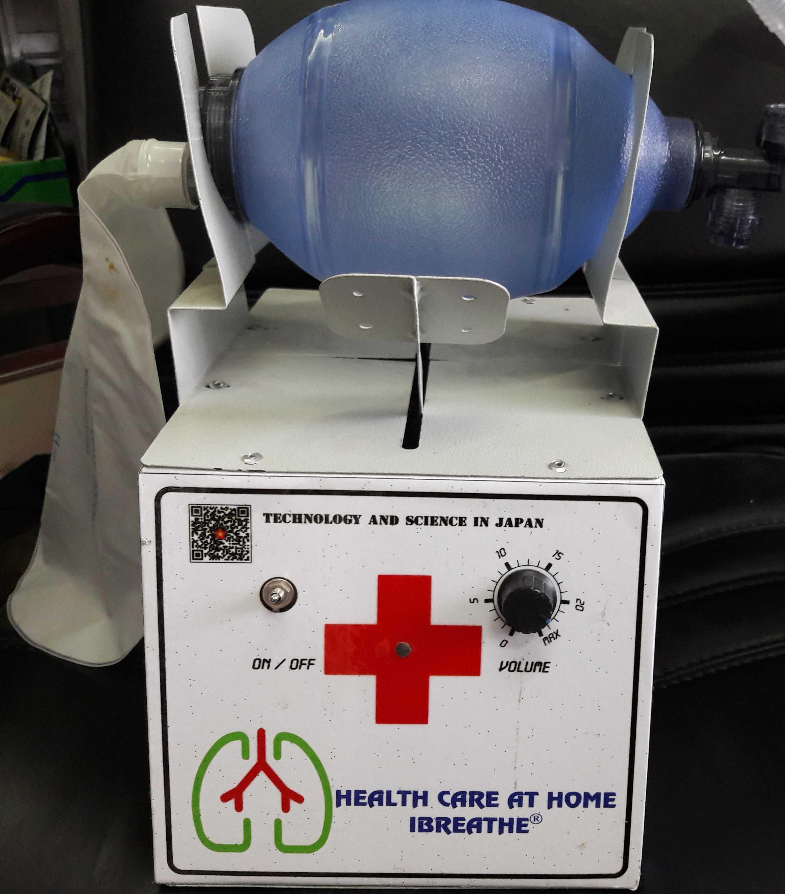 máy trợ thở giá rẻ