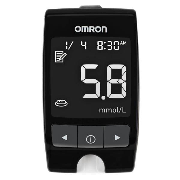 Máy đo đường huyết Omron HGM111