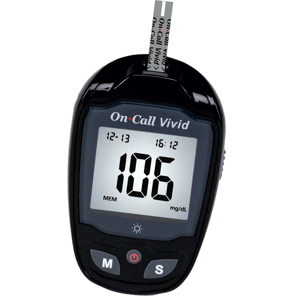 Máy đo đường huyết ACON ON-CALL Vivid