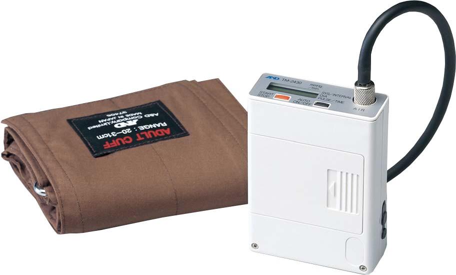 Máy đo huyết áp điện tử A&D TM-2430