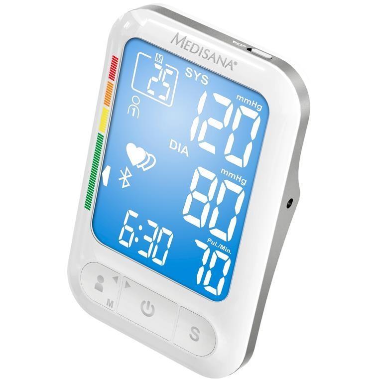 Máy đo huyết áp bắp tay điện tử Medisana BU 550
