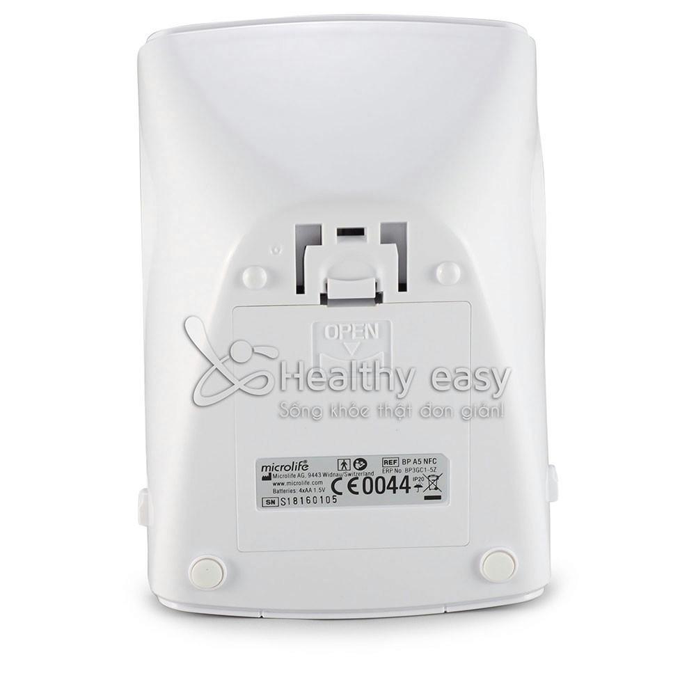 Máy đo huyết áp bắp tay Microlife BP A5 NFC