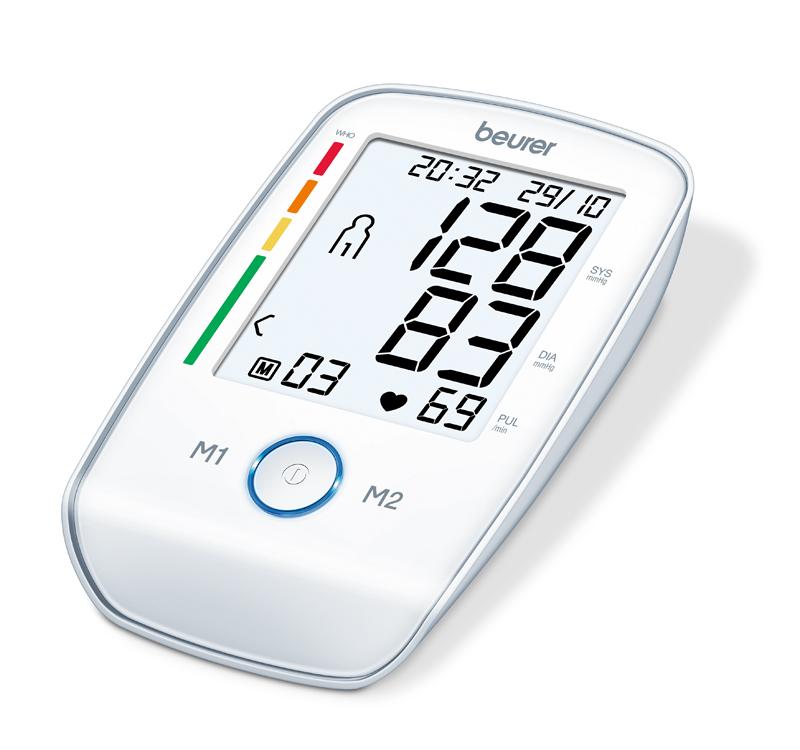 Máy đo huyết áp bắp tay điện tử  Beurer BM45