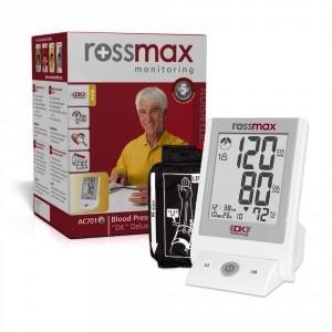 Máy đo huyết áp Bắp tay Rossmax AC-701