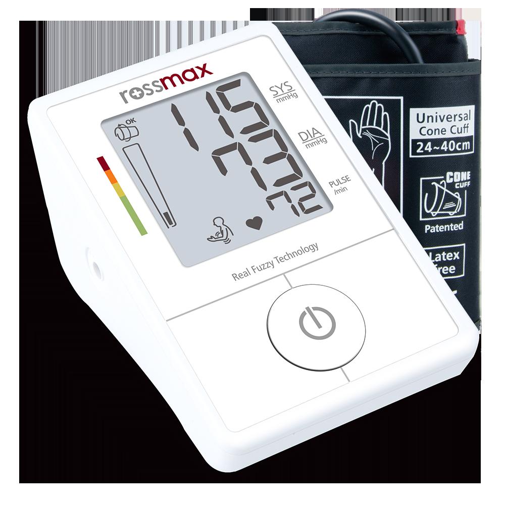 Máy đo huyết áp bắp tay Rossmax X1