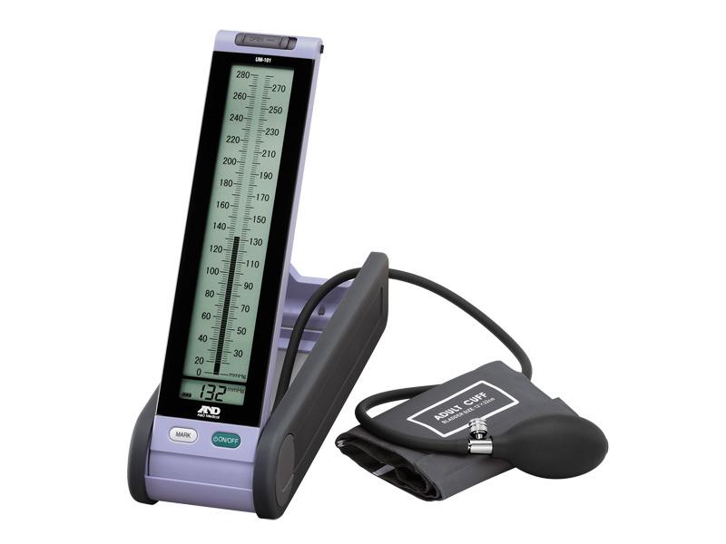 Máy đo huyết áp không thuỷ ngân A&D UM-101