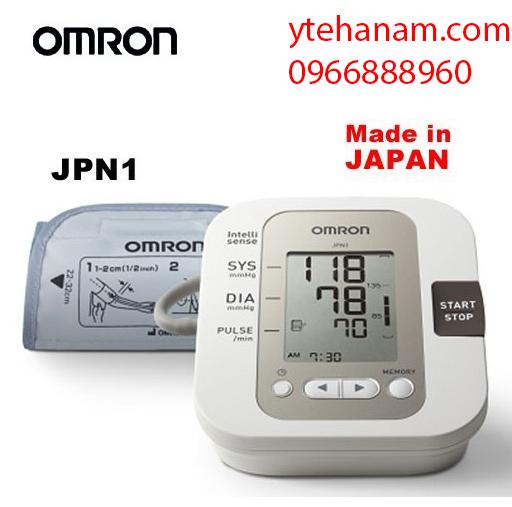 Máy đo huyết áp bắp tay Omron JPN1