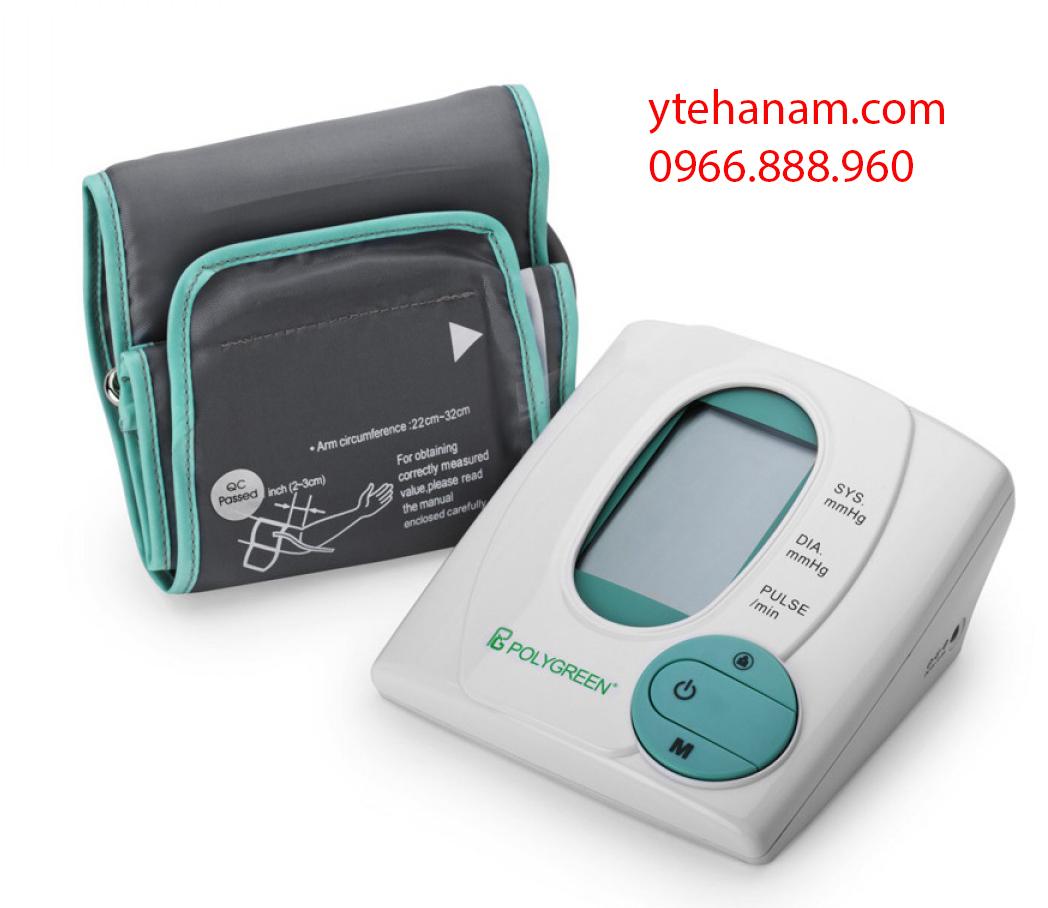 Máy đo huyết áp bắp tay Polygreen KP-6930