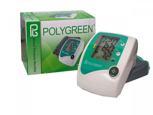 Máy đo huyết áp bắp tay Polygreen KP-7520