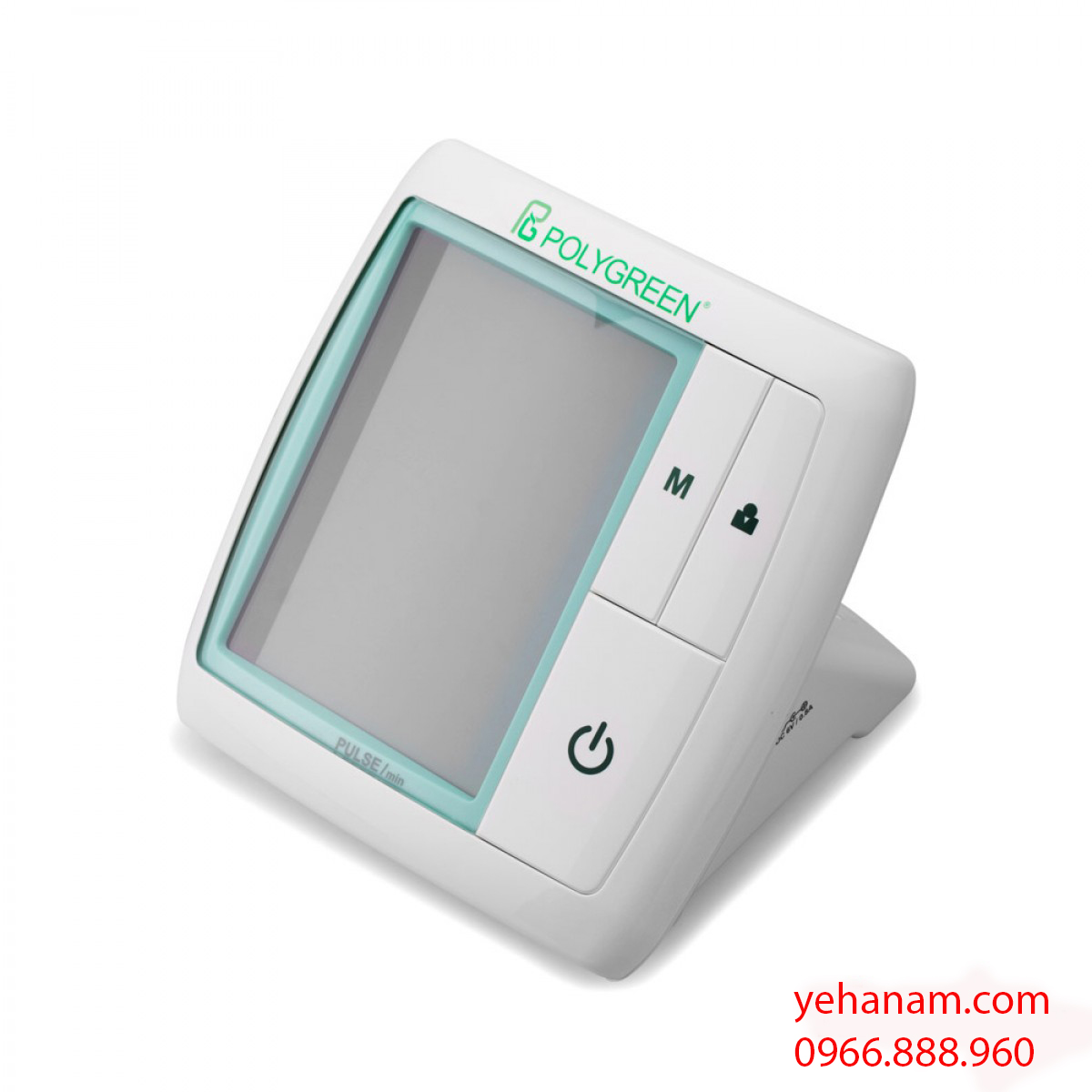Máy đo huyết áp bắp tay Polygreen KP-7670