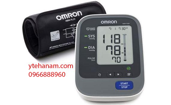 Máy đo huyết áp bắp tay Omron HEM-7320