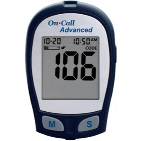 Máy đo đường huyết ACON ON-CALL ADVANCED