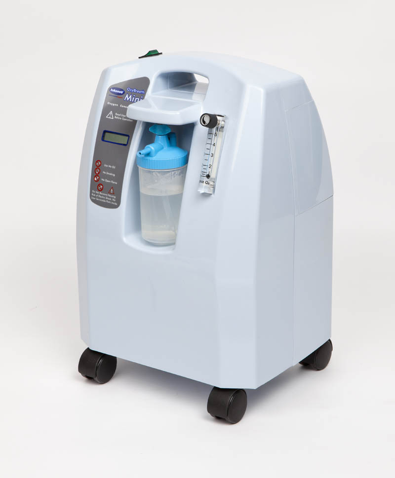 Máy tạo oxy 3 lít/phút Hikoneb - Kare Medical