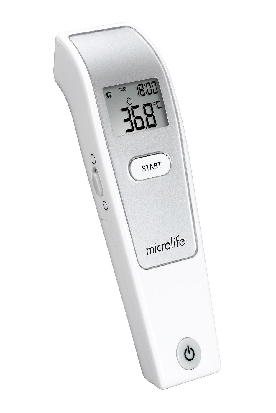 Nhiệt kế hồng ngoại đo trán Microlife FR1DL1