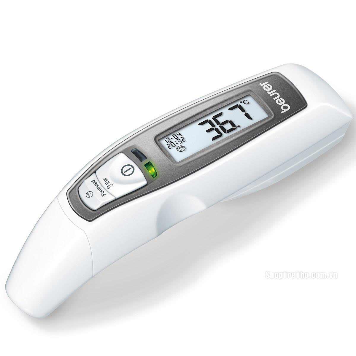 nhiệt kế điện tử đo tai đo trán Beurer FT65