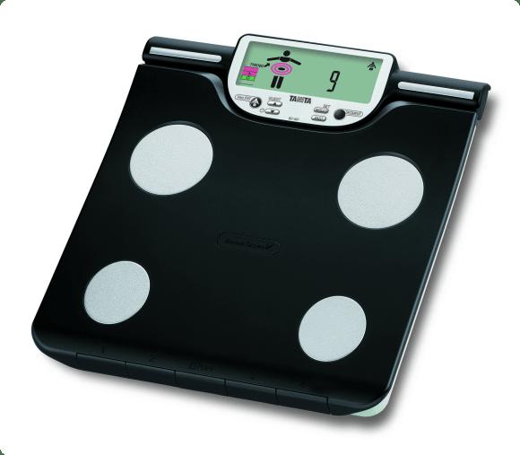 Cân sức khỏe và kiểm tra độ béo Tanita BC601