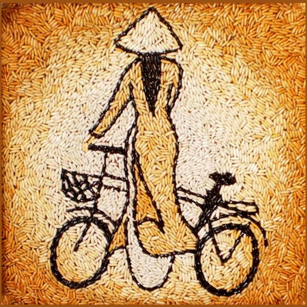 Cô gái xe đạp 2