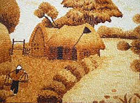 Gánh lúa