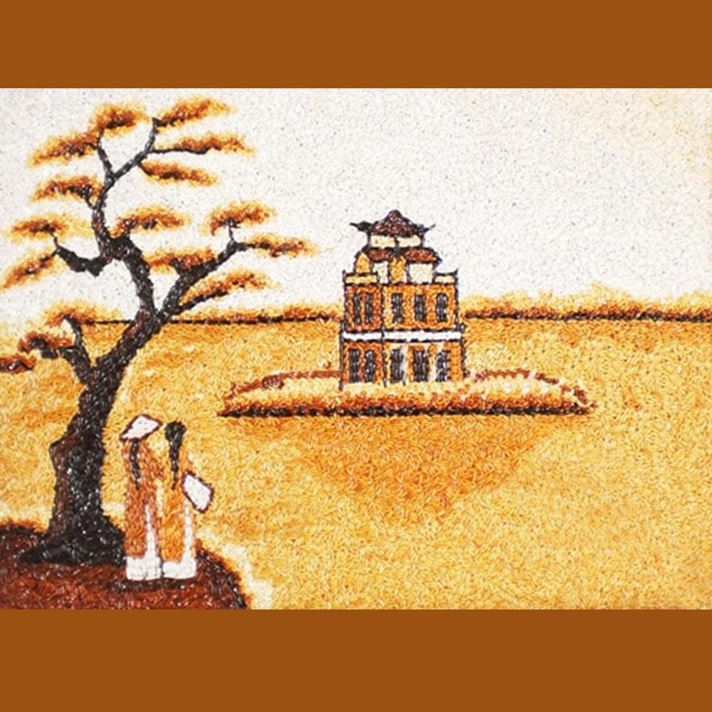 Tháp Rùa Hồ Gươm 1