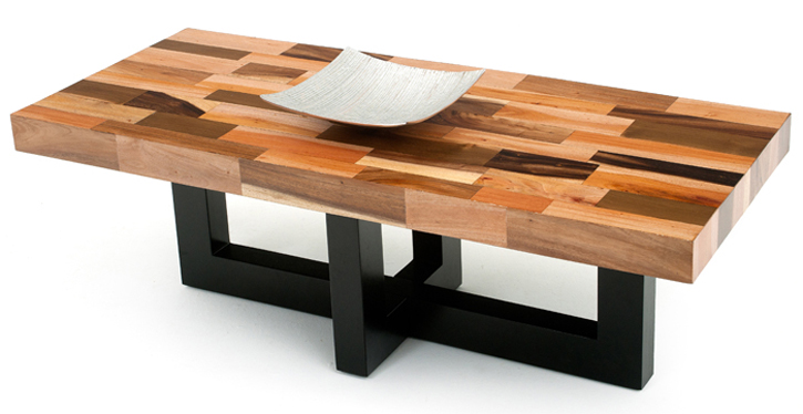 bàn trà gỗ dẹp