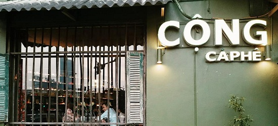 cafe cộng
