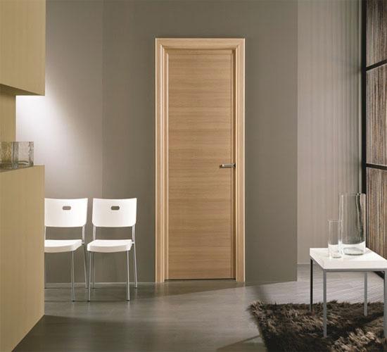 cửa gỗ công nghiệp cho chung cư