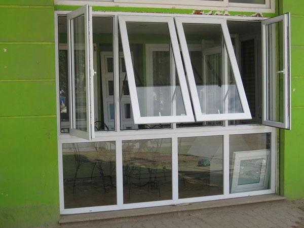 cửa sổ nhôm kính Việt Pháp