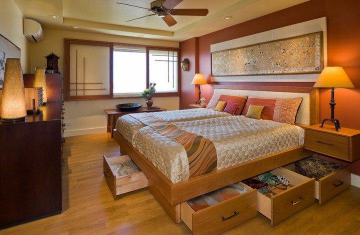 giường cho phòng ngủ nhỏ