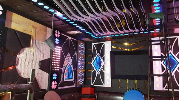 thi công phòng hát karaoke