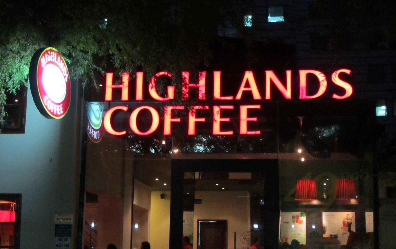 Thiết kế biển quảng cáo quán cafe đẹp