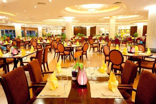 Thiết kế nhà hàng khách sạn cao cấp