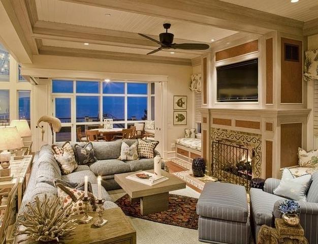 Thiết kế nội thất biệt thự cổ điển đẹp nhất