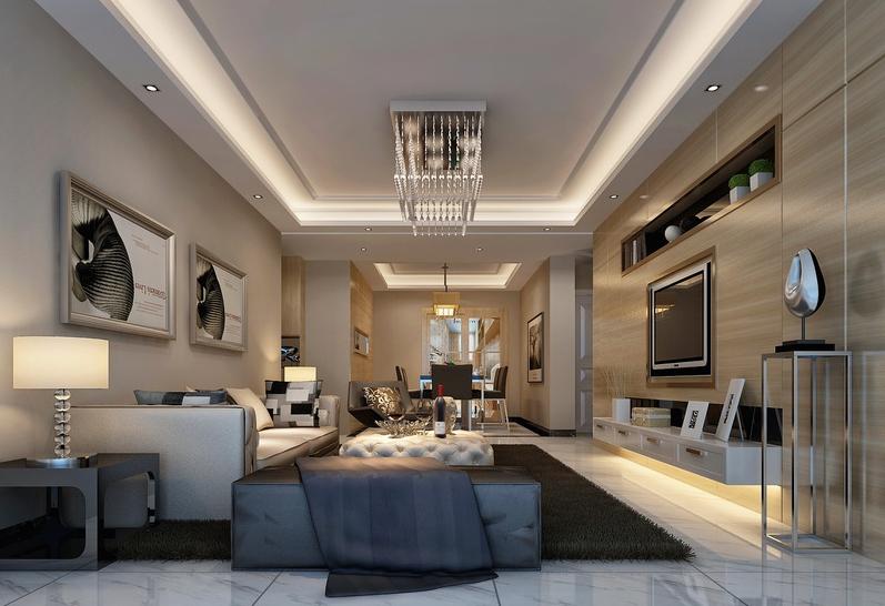 Thiết kế phòng khách đẹp cho biệt thự