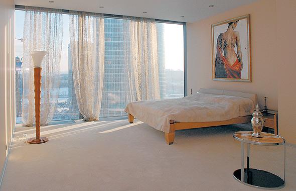 Thiết kế phòng ngủ căn hộ đẹp